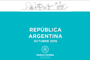Encuesta Nacional Octubre 2016