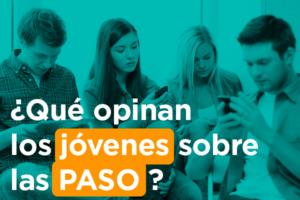 ¿Qué opinan los jóvenes bonaerenses sobre las PASO?