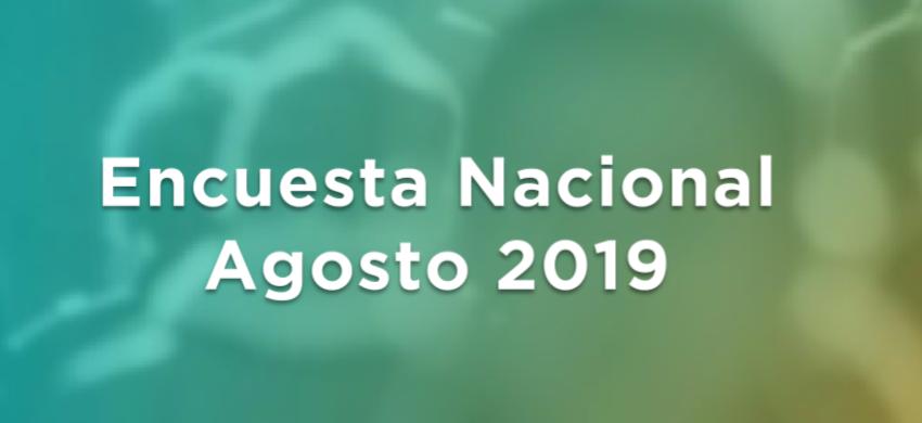 NACIONAL AGOSTO 2019